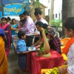 Punarnava Trust-School kit distribution- Govt School-Gayathri Nagar on 16th July 2016