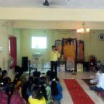 Free Reflexology & Mudras workshop at Sathya Sai mandir Madhur -19th Nov 2017