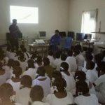 Free Workshop on Study Skills and Goal Setting at Govt School Chandapura on 6th Nov 2017